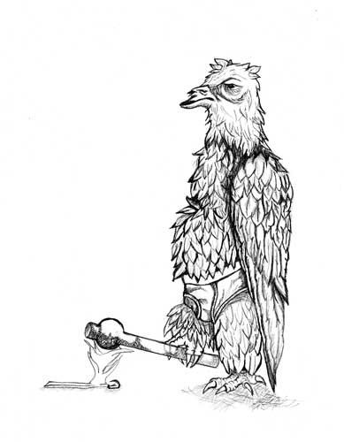 DQM crack eagle